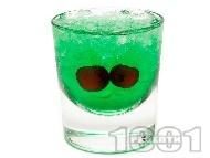 Коктейл Зелен Дракон (Green Dragon)